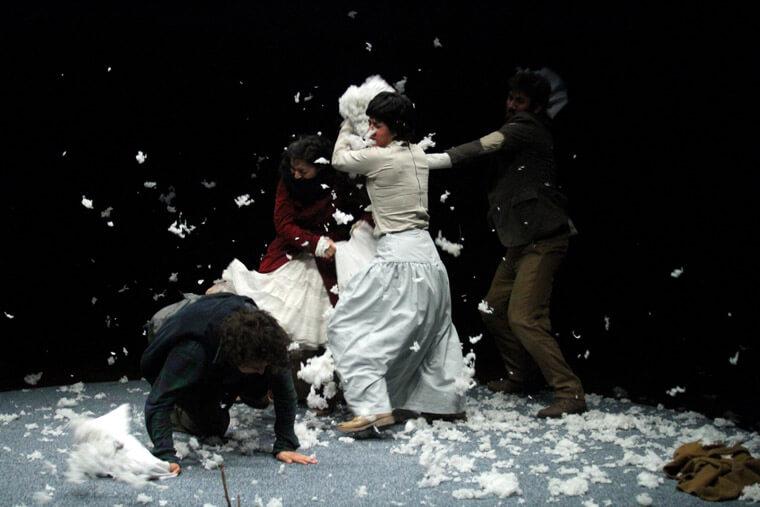 Vine a Rusia, Antón Chejóv, Teatro