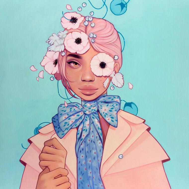 Apócrifa Art Magazine, Kelsey Beckett