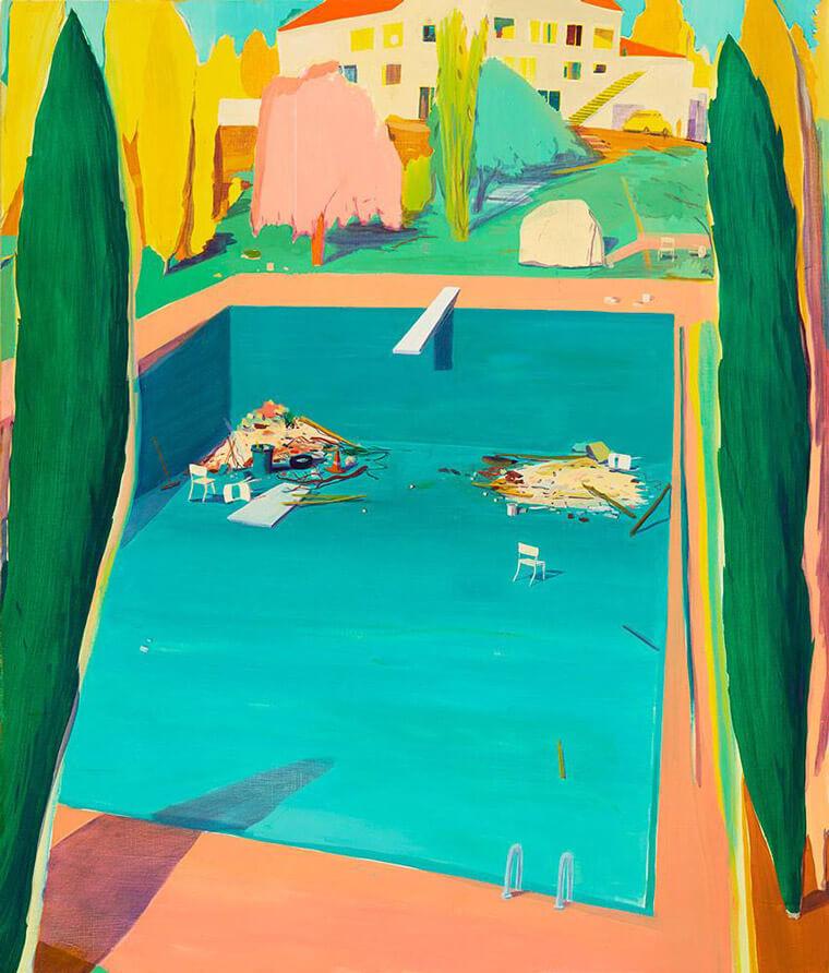 Apócrifa Art Magazine, Jules de Balincourt