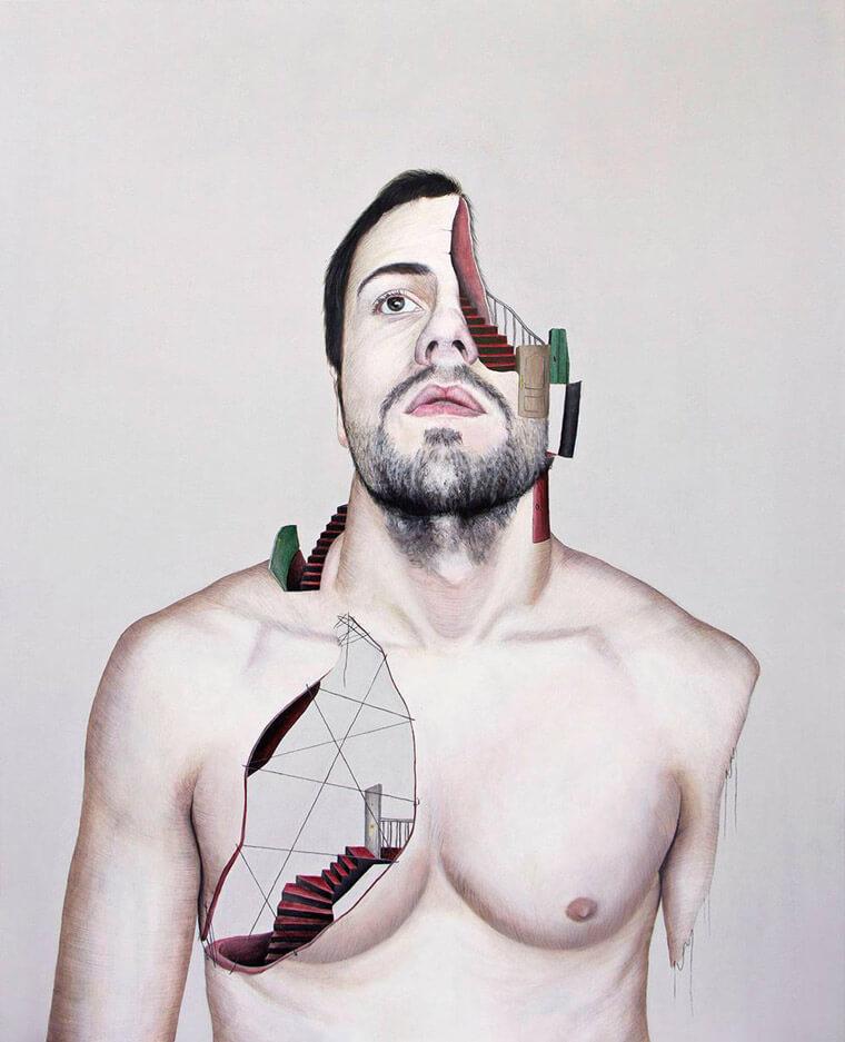 Apócrifa Art Magazine, David Catá