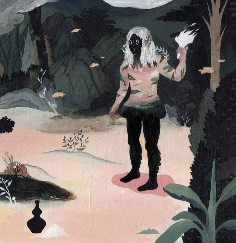 Kim Ryu, Apócrifa Art Magazine