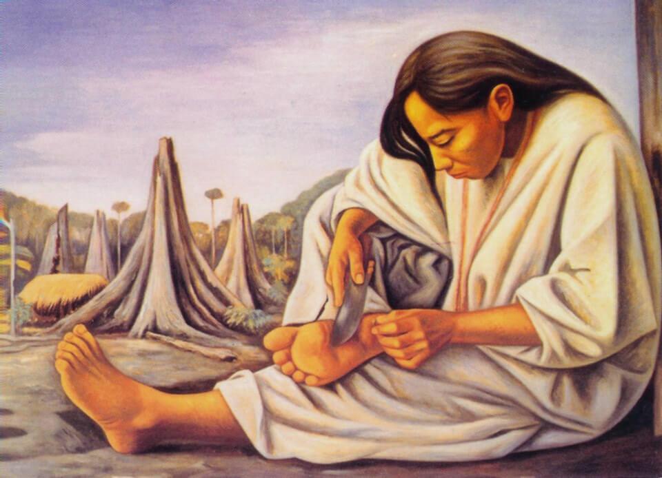 México es mujer, La espina