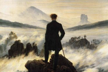 Naturaleza Romanticismo, Caspar David Friedrich