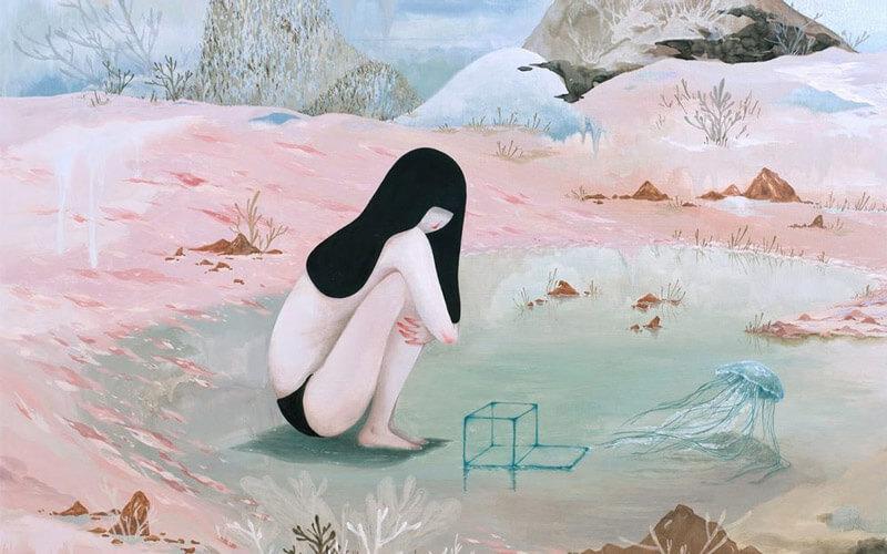 Mandy Cao, Apócrifa Art Magazine