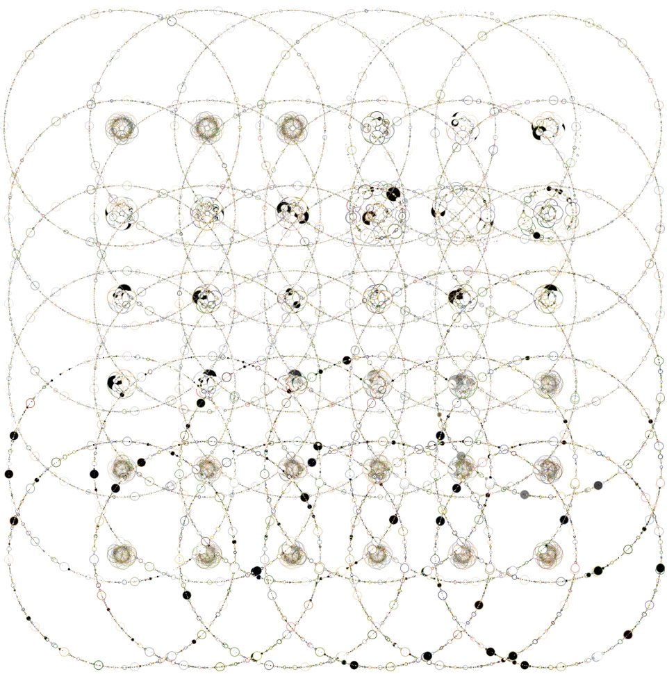 Holger Lippmann, geometría, Apócrifa Magazine