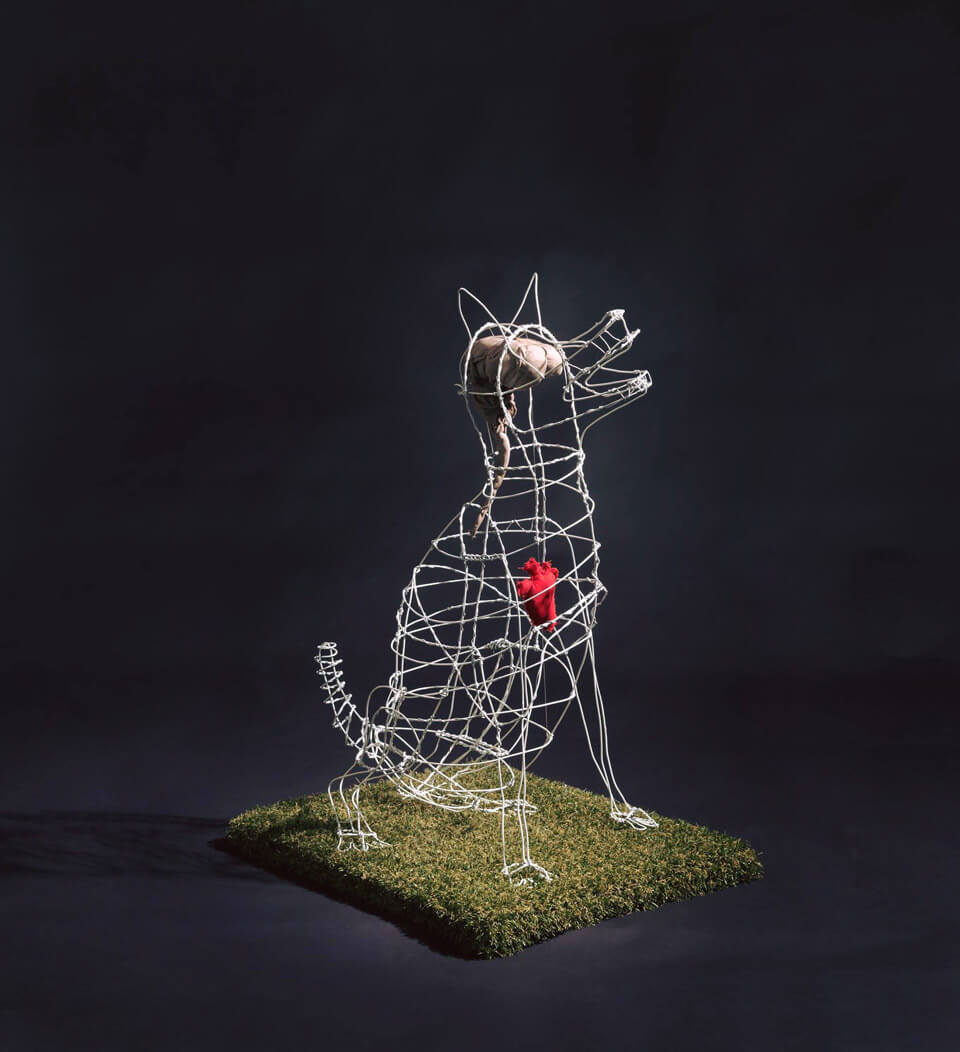 Jorge Vite, escultura
