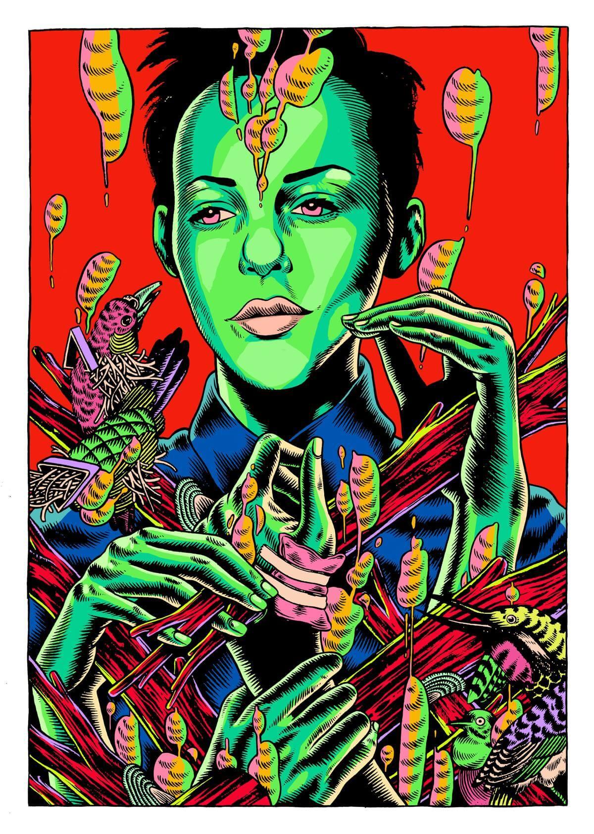Sem Freio, Apócrifa Art Magazine