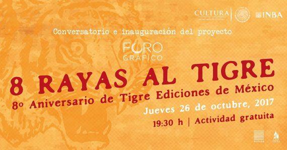 8 rayas al tigre