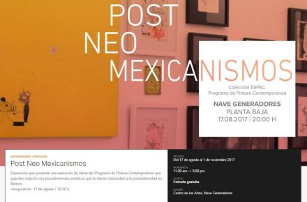 Post Neo Mexicanismos