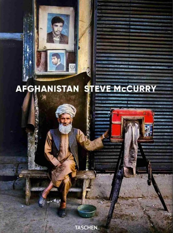 Steve McCurry Afganistán