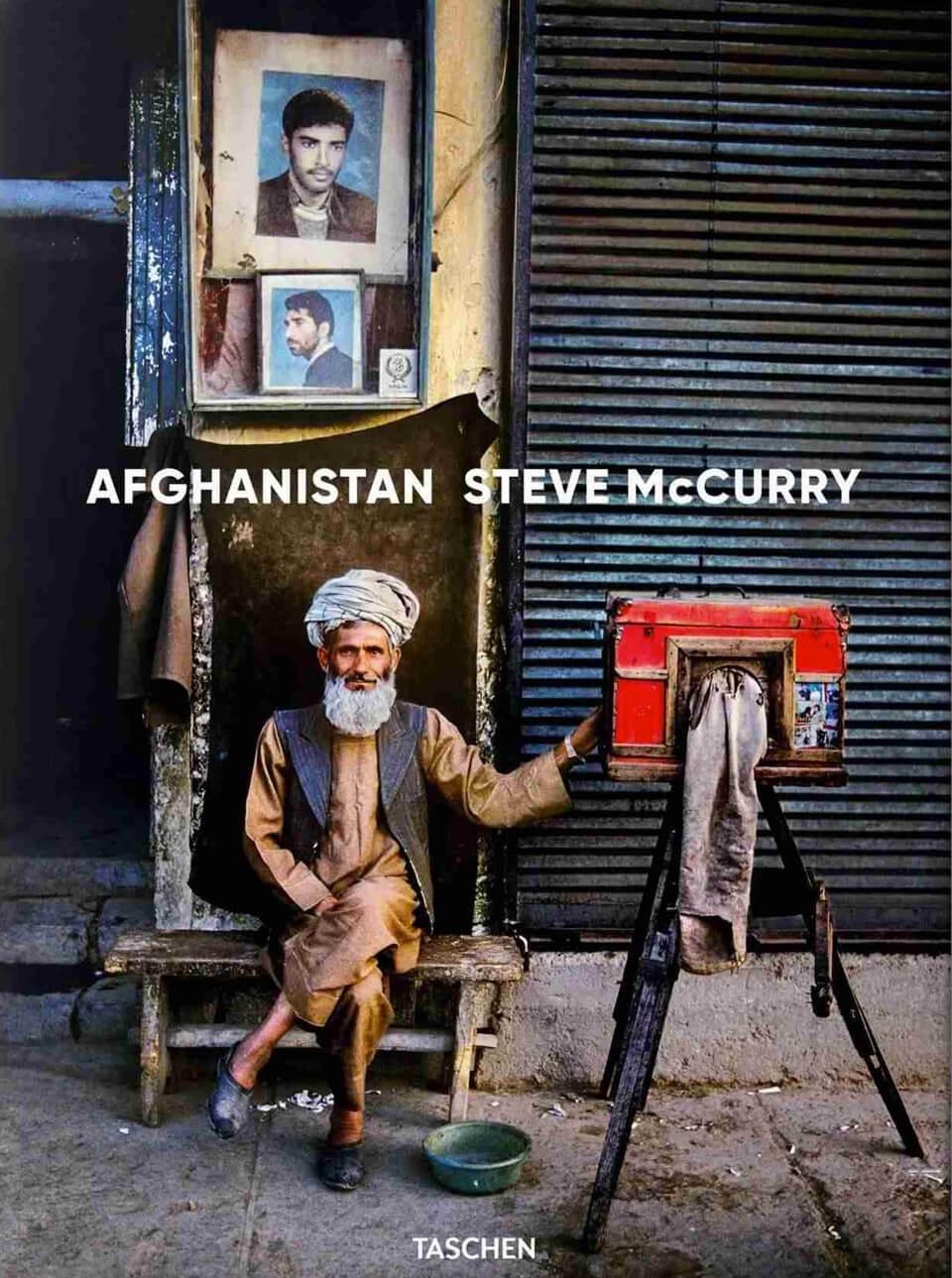 Steve McCurry Afganistán