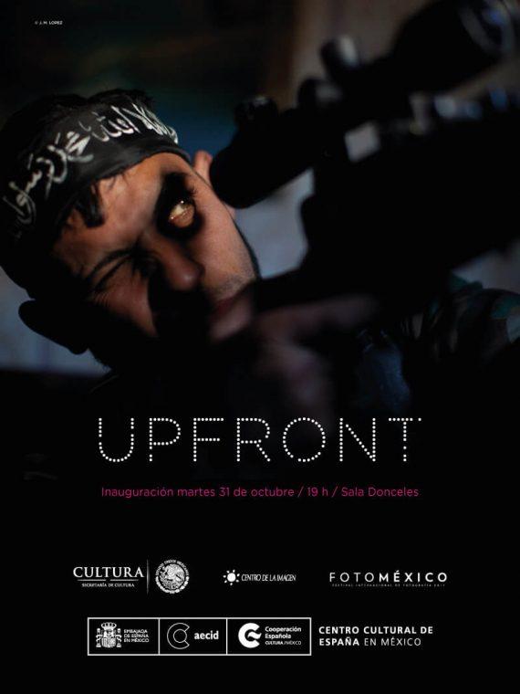 Upfront, fotografía