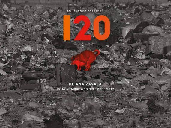 Agenda Cultural 120 Ana Zavala