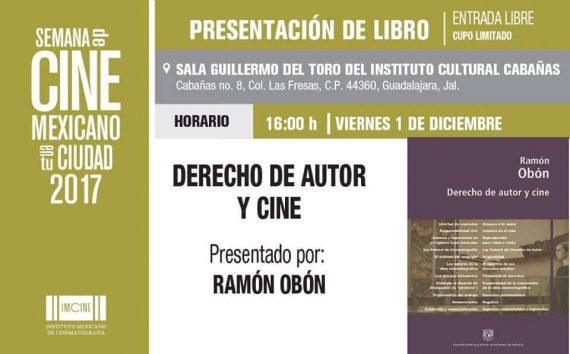 Agenda Cultural derecho de autor y cine