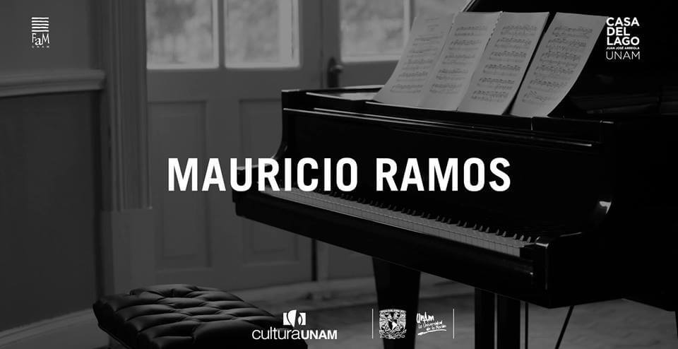 Agenda Cultural Mauricio Ramos