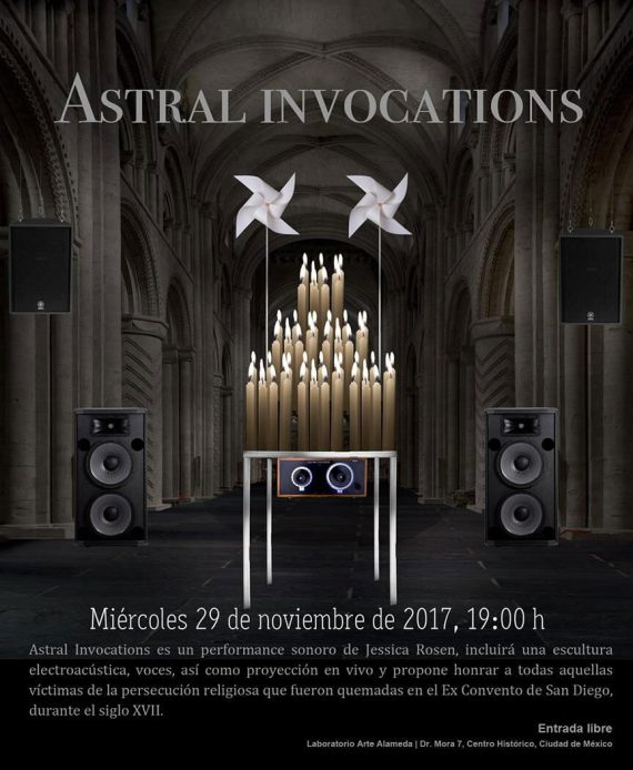 Astral invocations