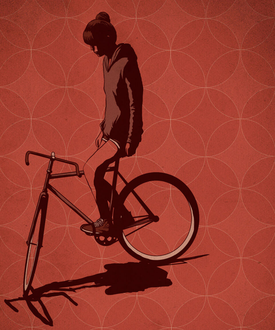 Bikers, Adams Carvhalo