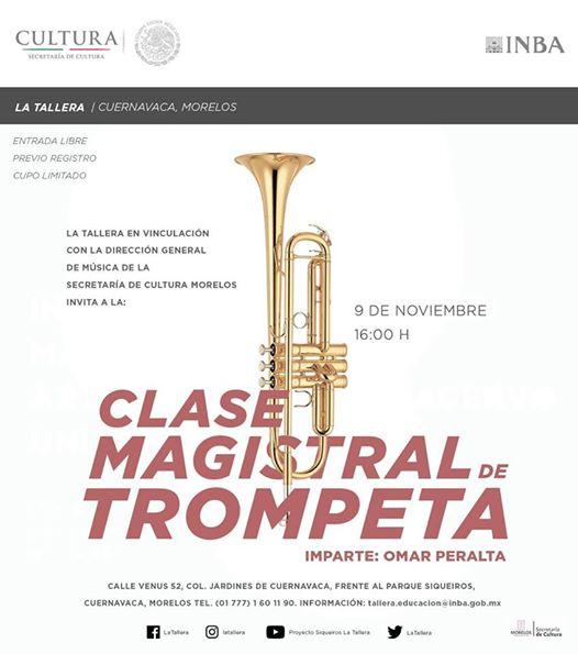 Clase Magistral de Trompeta