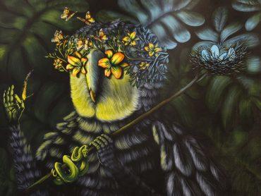 Drew Mosley, Apócrifa Art Magazine