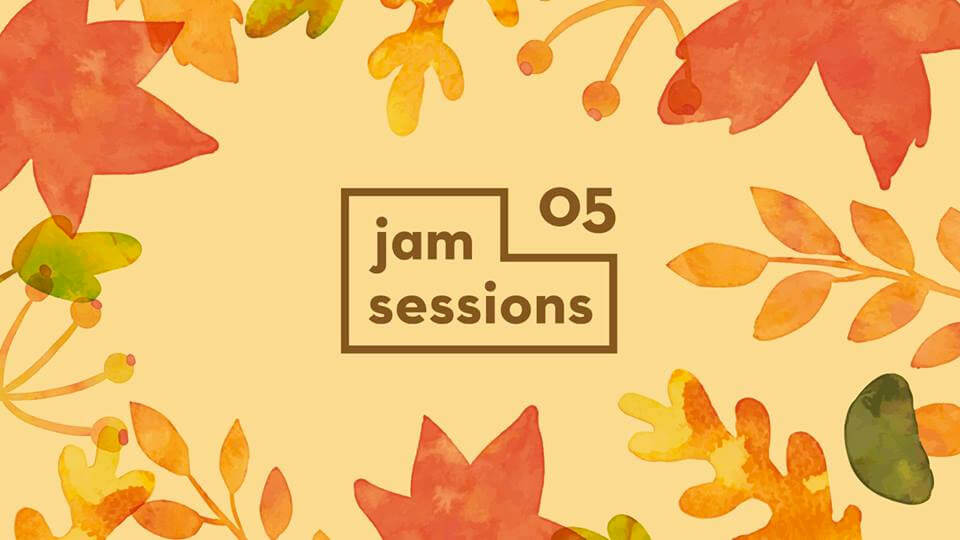 Jam sessions 05, Agenda cultural