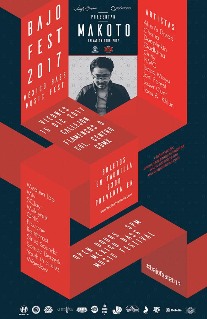 Makoto Bajo Fest 2017