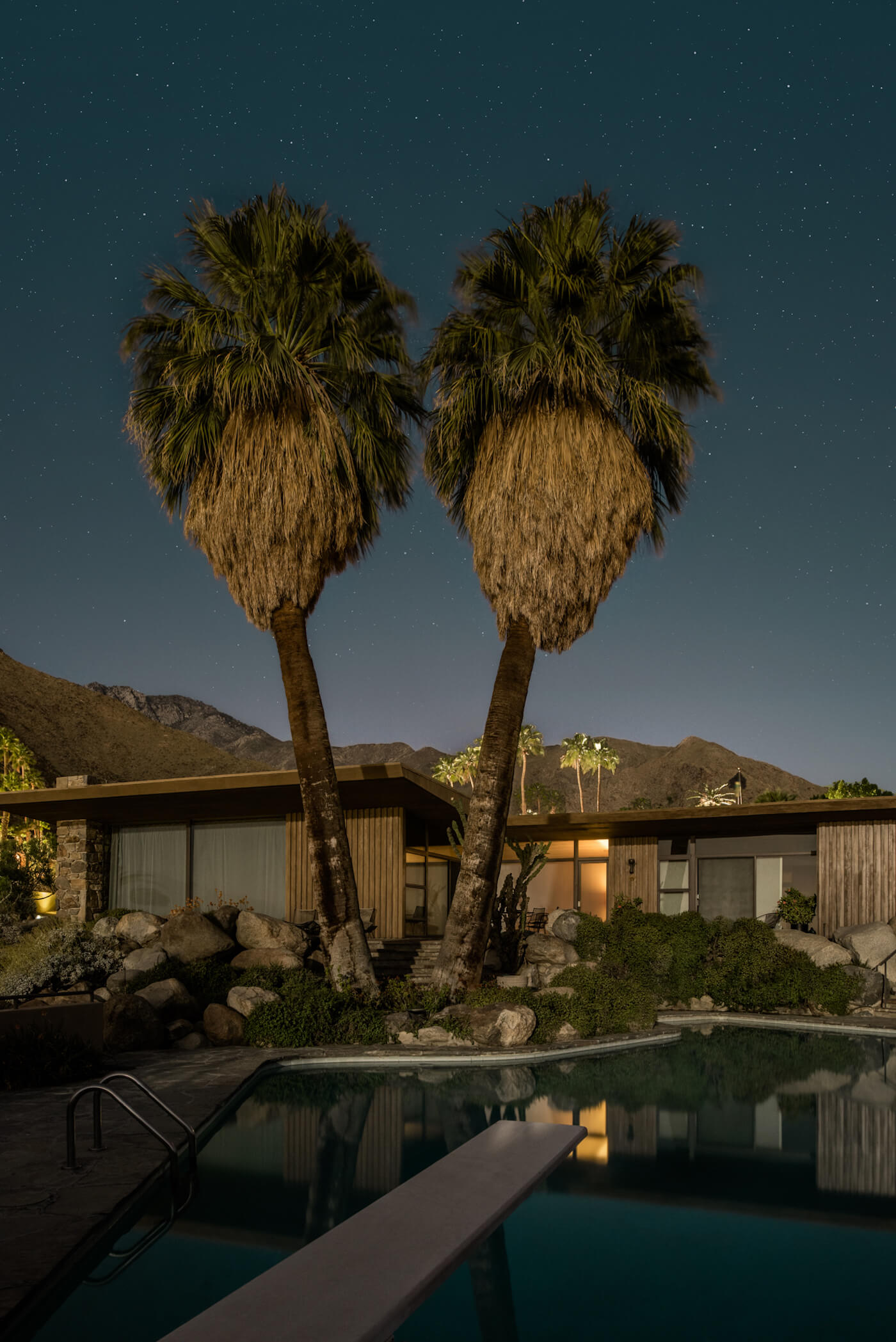 Midnight Modern, Tom Blachford