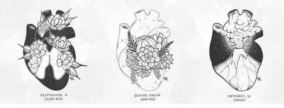 Del papel a la piel, ilustracional, agenda cultural
