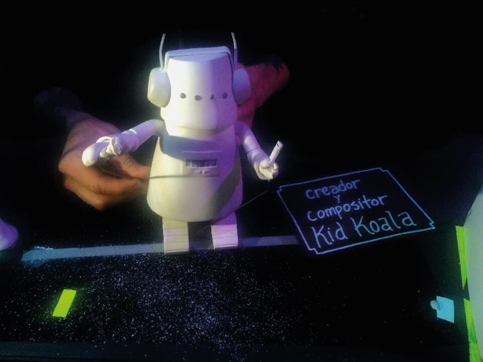 Nufonia, Kid Koala