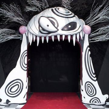 Agenda cultural, Tim Burton