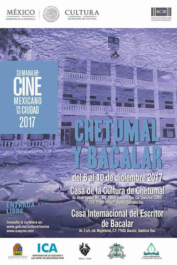 Semana de cine mexicano Chetumal
