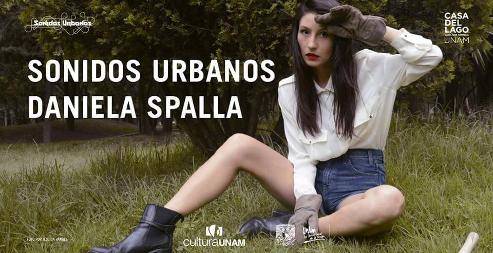 Agenda cultural, Daniela Spalla