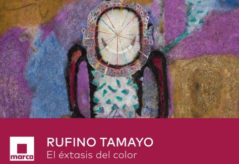Agenda cultural, Rufino Tamayo