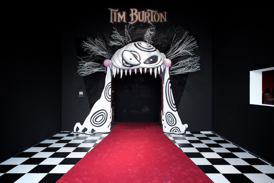 Agenda cultural, Tim Burton, Franz Mayer