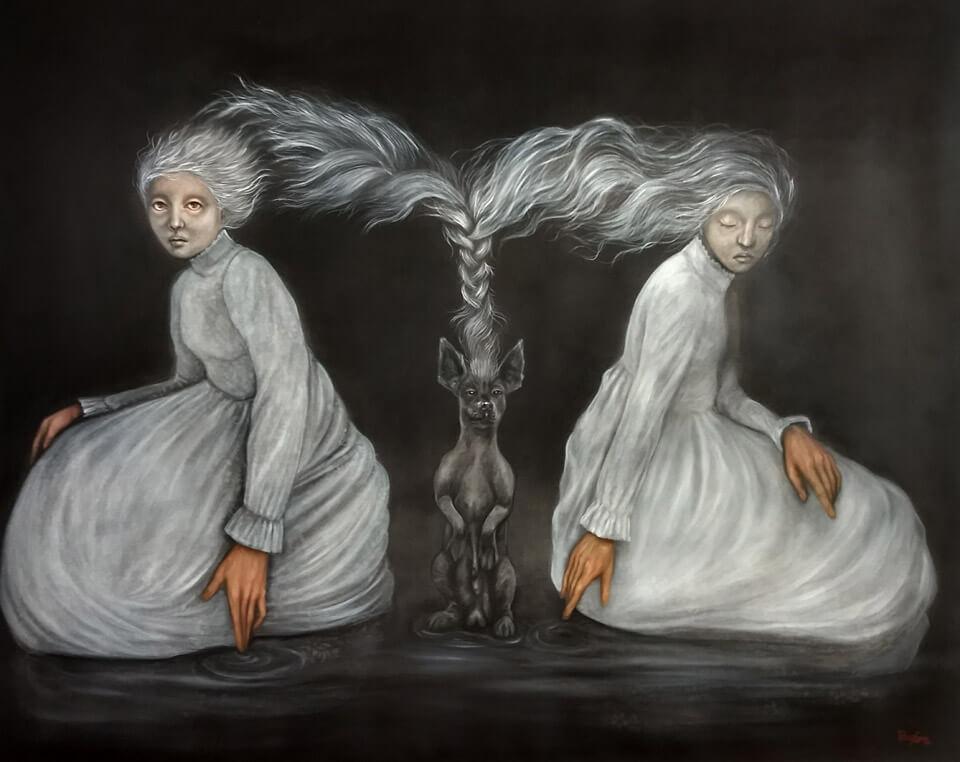 Carne y sal, Apócrifa Art Magazine