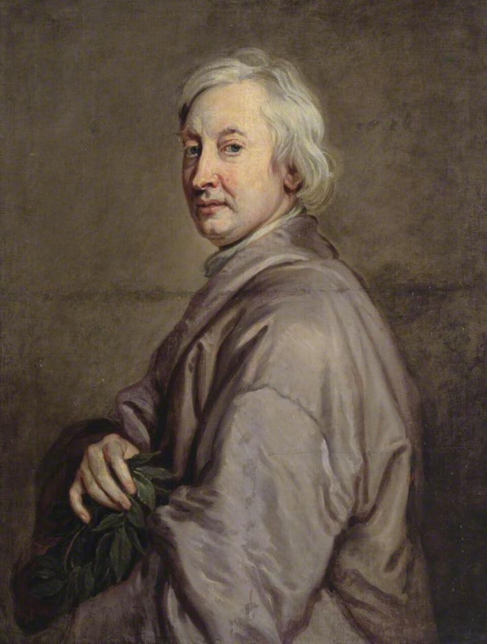 John Dryden, Apócrifa art magazine