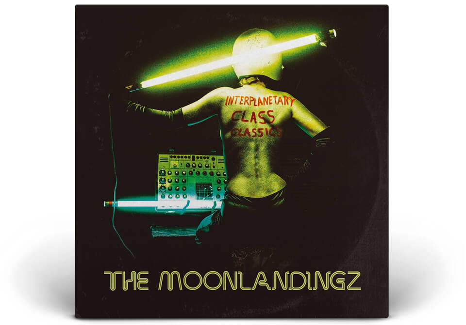 The Moonlandingz, Interplanetary Class Classics