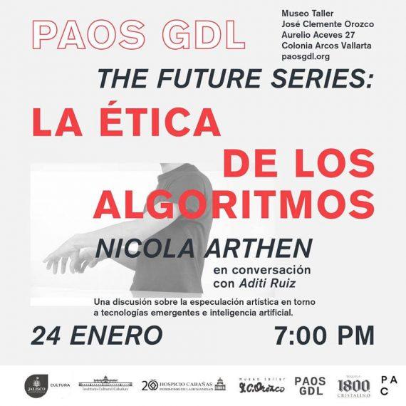 Agenda cultural, Future series