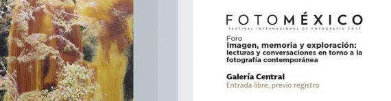 Agenda cultural, fotomexico