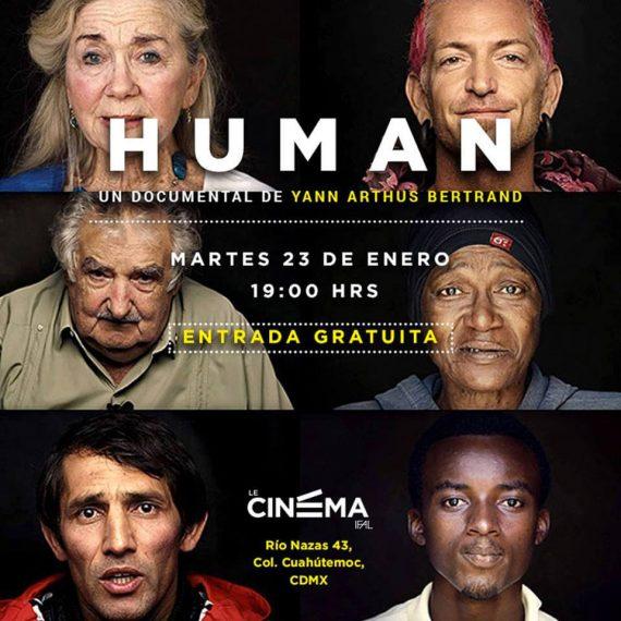 Agenda cultural, Human