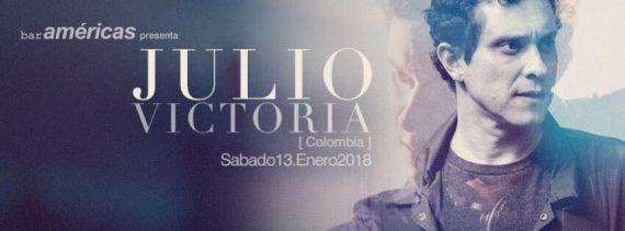 Agenda cultural, Julio Victoria