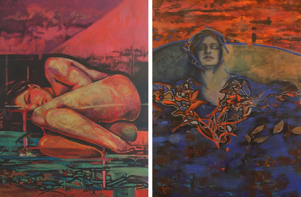 Angelina Paz, Apócrifa Art Magazine