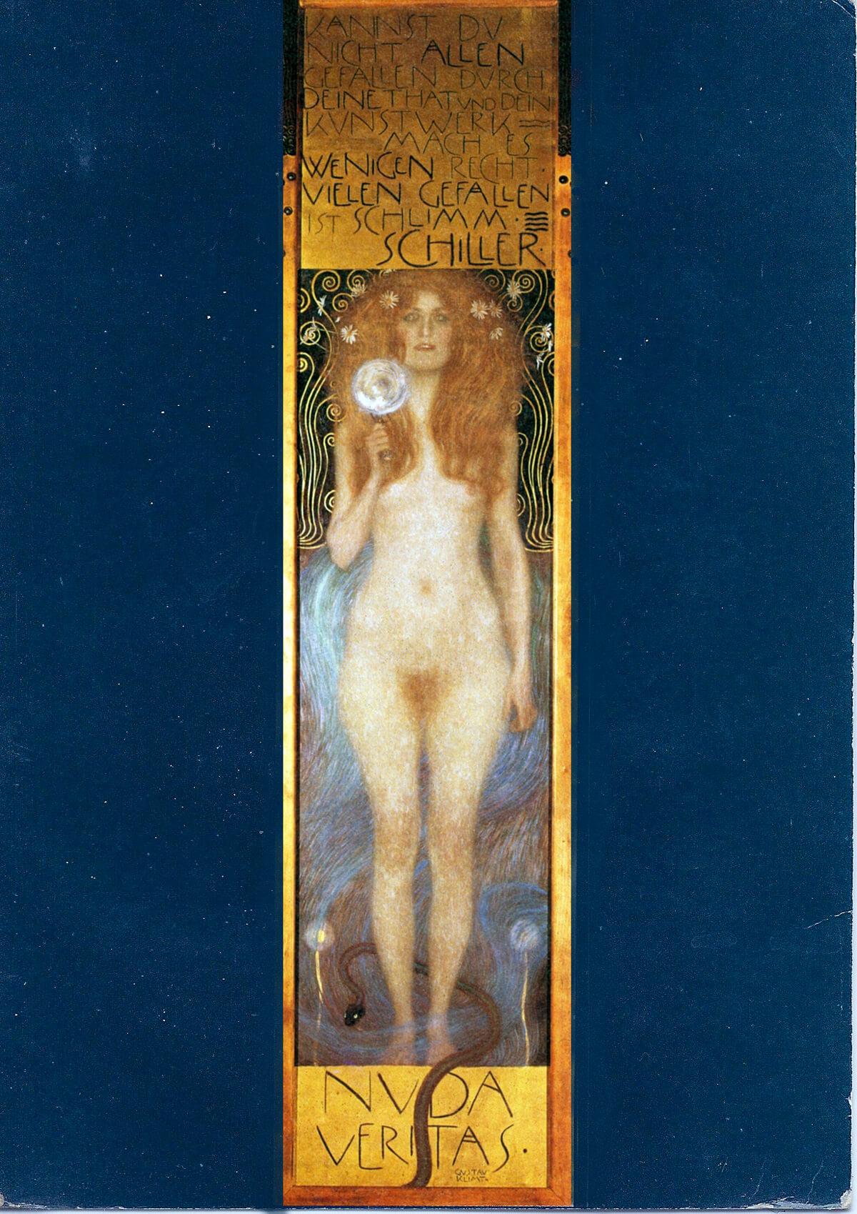 El oro de Klimt, Nuda Veritas