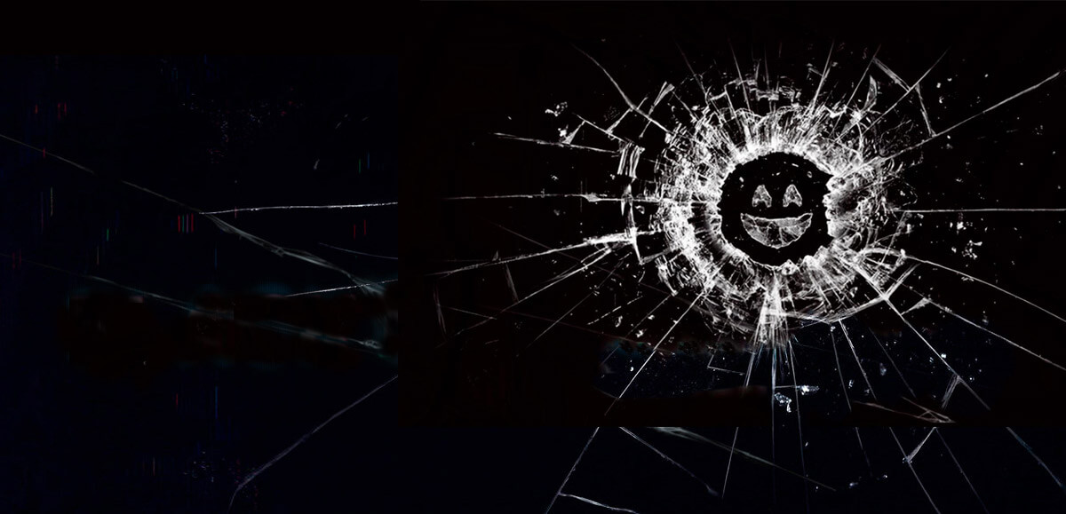 Black Mirror, electra negra
