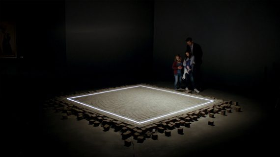 The square, Apócrifa Art Magazine