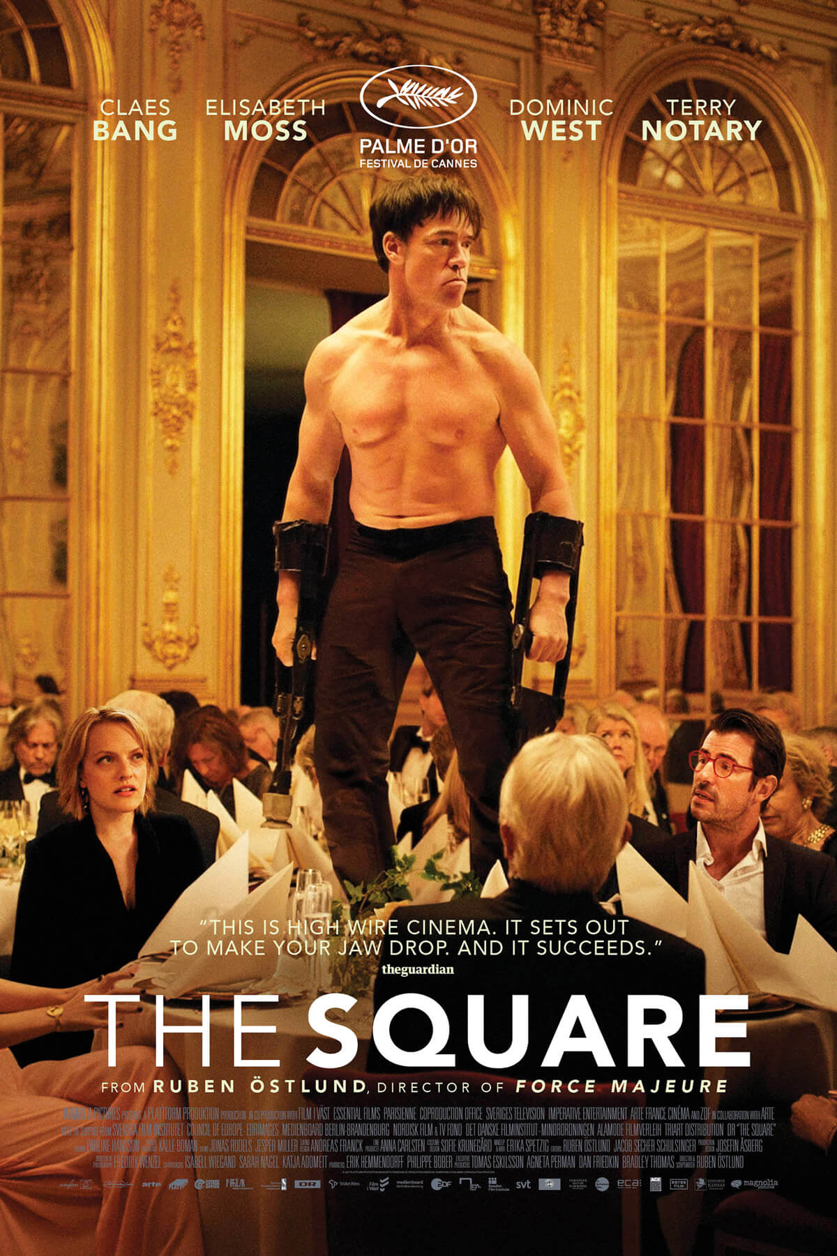 The square, Apócrifa Art Magazine