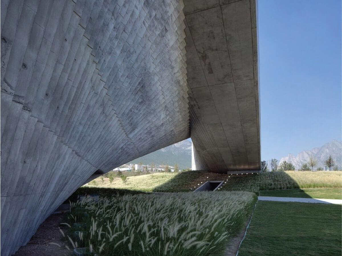 Hallazgos visibles, Centro Roberto Garza Sada