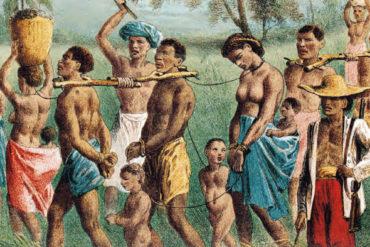 Tiempos y costors, les routes de l'esclavage