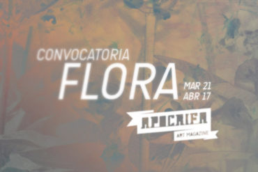 flora convocatoria