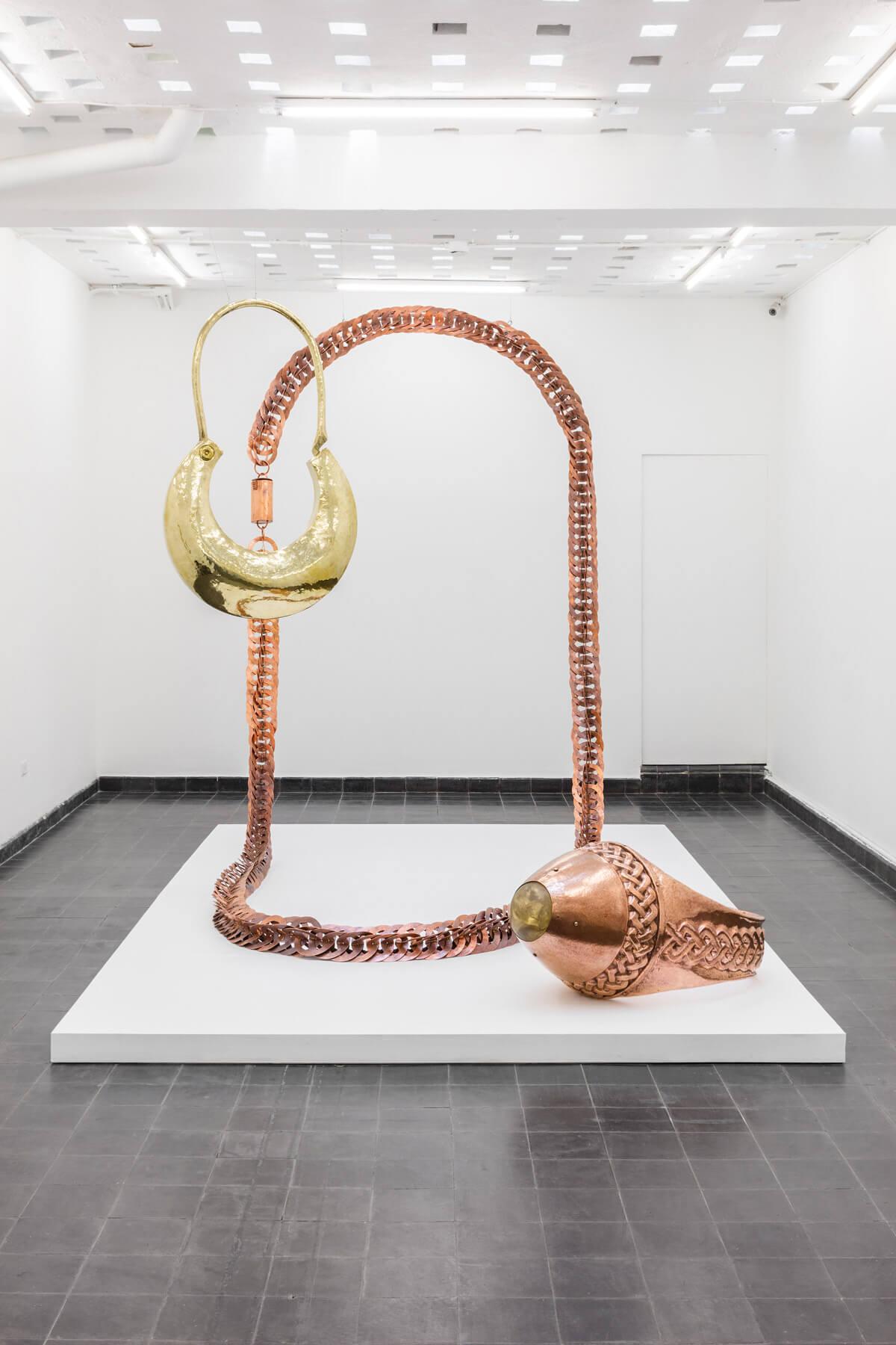 Ana Pellicer, escultura