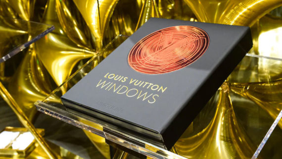 Louis Vuitton Windows